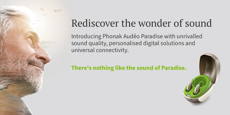 Hearing Aids by Phonak