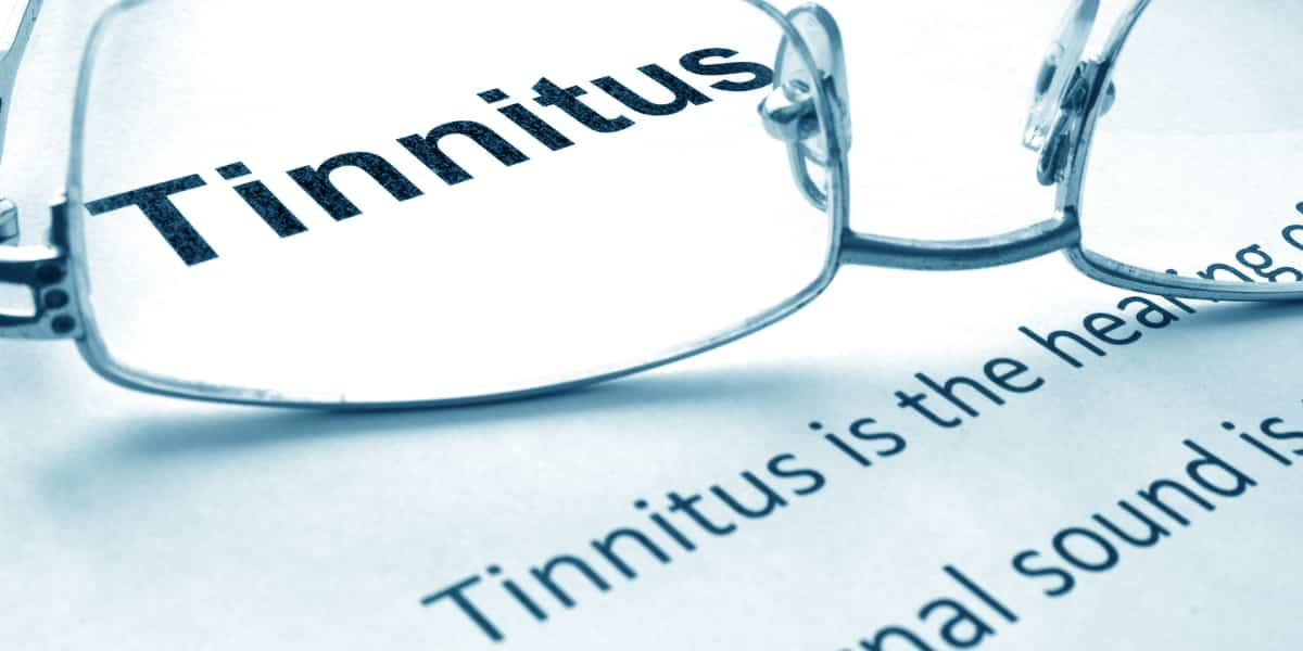 Tinnitus is ringing in the ears